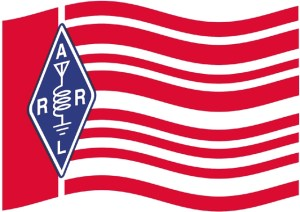 ARRL Flag waving Large 49 - Precio especial para las aplicaciones ARRL 5Band WAS y Triple Play WAS Award-Plaque