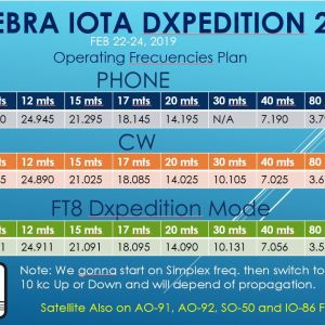 IMG 20190111 WA0001 300x300 - Band Plan para el IOTA en Culebra Dxpedition 2019