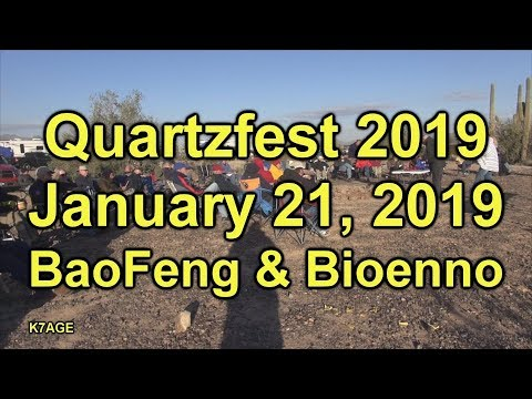 hqdefault - Quartzfest 20 de enero de 2019 BaoFeng & Bioenno