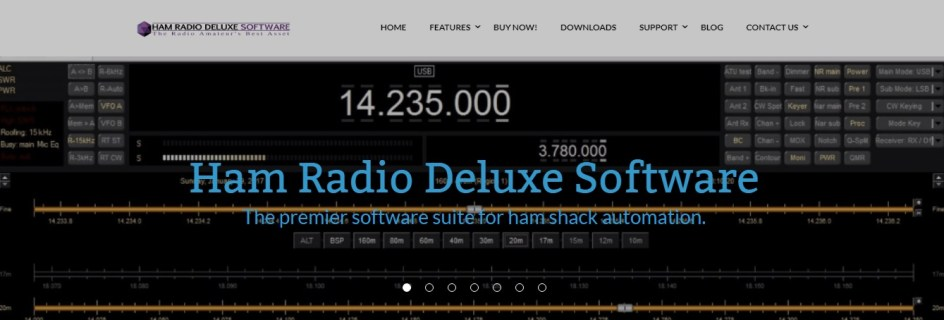 Ham Radio Deluxe 6.5.0.183 disponible para descargar, KP3AV Systems