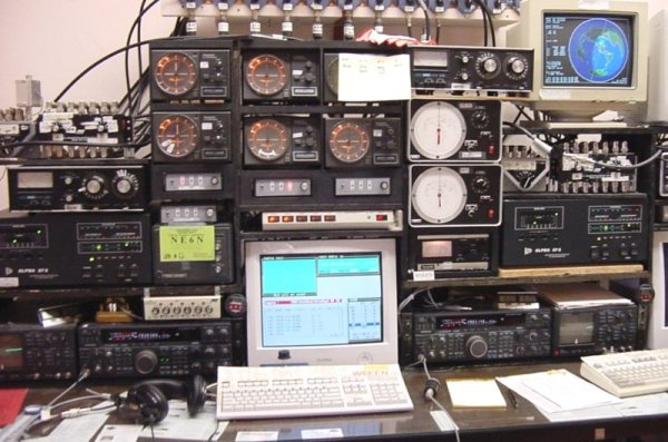 w6een station - CQ WPX RTTY Contest 2019