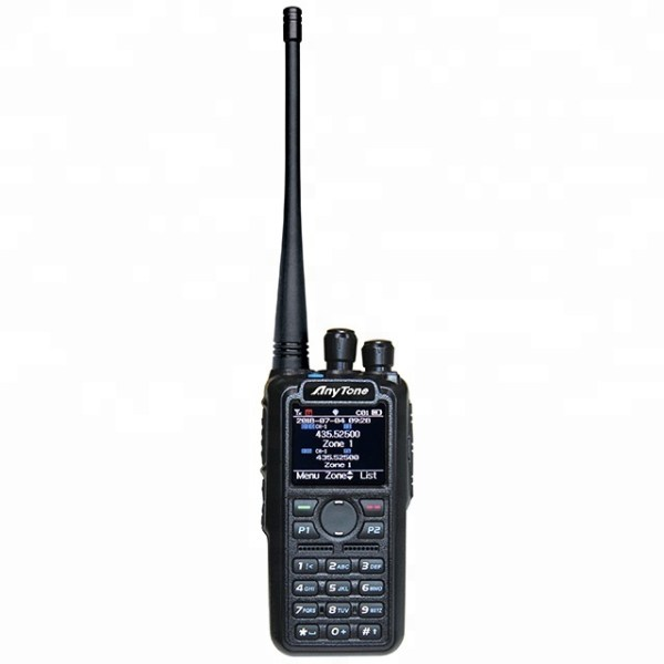 Anytone AT D878UV DMR dual band two - AT-D878UV Programming Software & Firmware Updating Ultima Actualizacion 15-jun-19