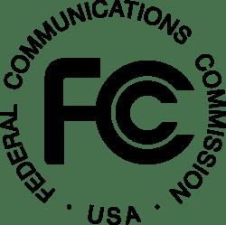 FCC Logo 250x249 - 6 COSAS QUE DEBE SABER SOBRE LOS CAMBIOS DE LA FCC PARA RADIOS FRS Y GMRS