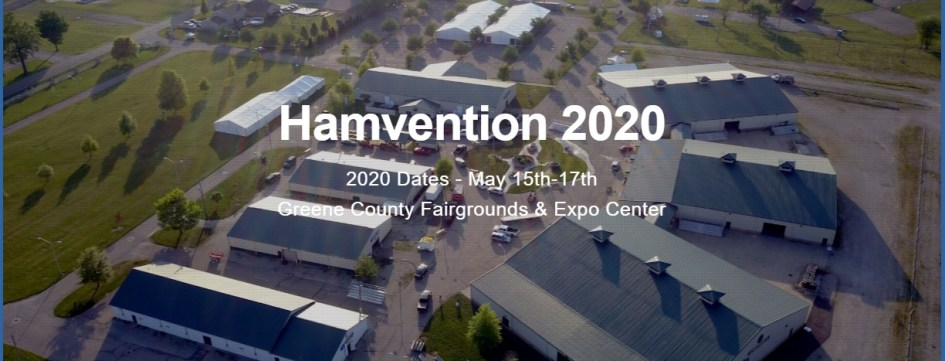 HAMVENTION - Coronavirus: Hamvention 2020 cancelado