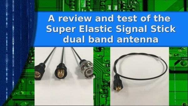 m78p7ybf1ds - La revisión y prueba de la antena Super Elastic Signal Stick