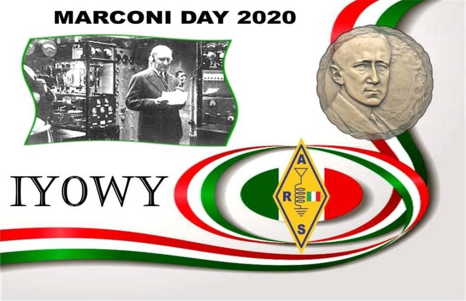Premio del Día de Marconi, KP3AV Systems