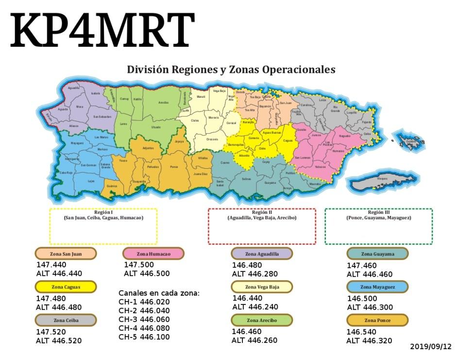 Mañana activacion KP4MRT desde Humacao por 147.500, KP3AV Systems