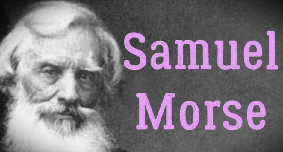 Evento especial de Samuel Morse, KP3AV Systems