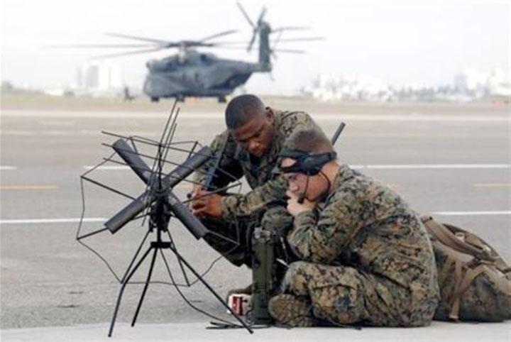 Conjunto de prueba de banda cruzada anual del Día de las Fuerzas Armadas del 7 al 8 de mayo, KP3AV Systems