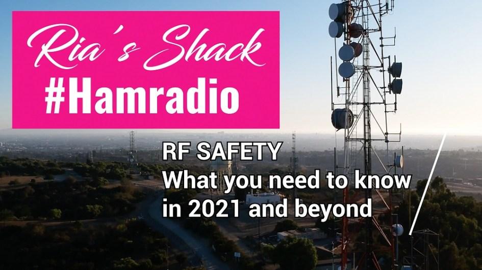 Nuevas reglas de seguridad de RF de la FCC para radioaficionados – mayo de 2021, KP3AV Systems