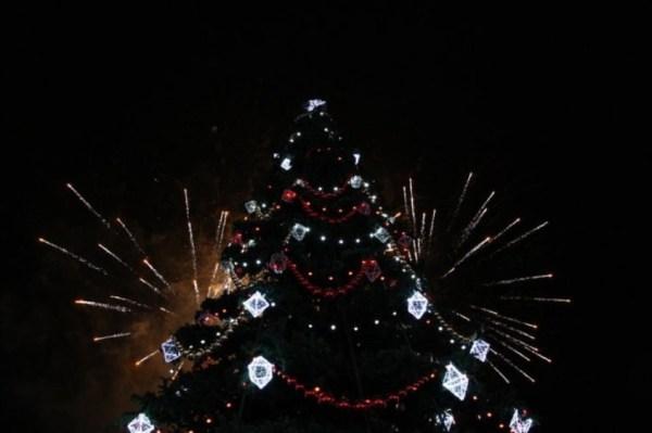 В Калуге главный новогодний фейерверк перенесли на вечер ...