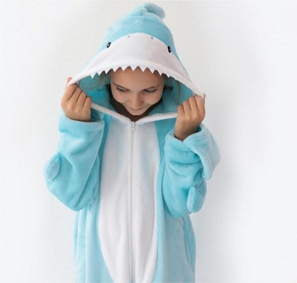 Пижамы кигуруми для детей набирают все большую ...