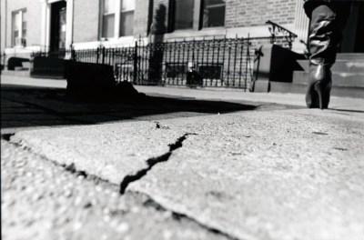 Walks-Cracks