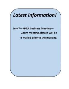 kpba-latest-info-july-2020