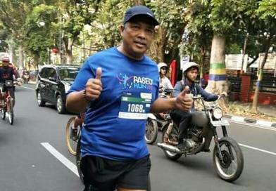 Wow..! Pasien Cuci Darah Ini Mampu Menyelesaikan Jarak Lari 10 Kilometer