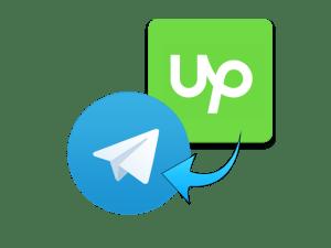 UpWork&Telegram