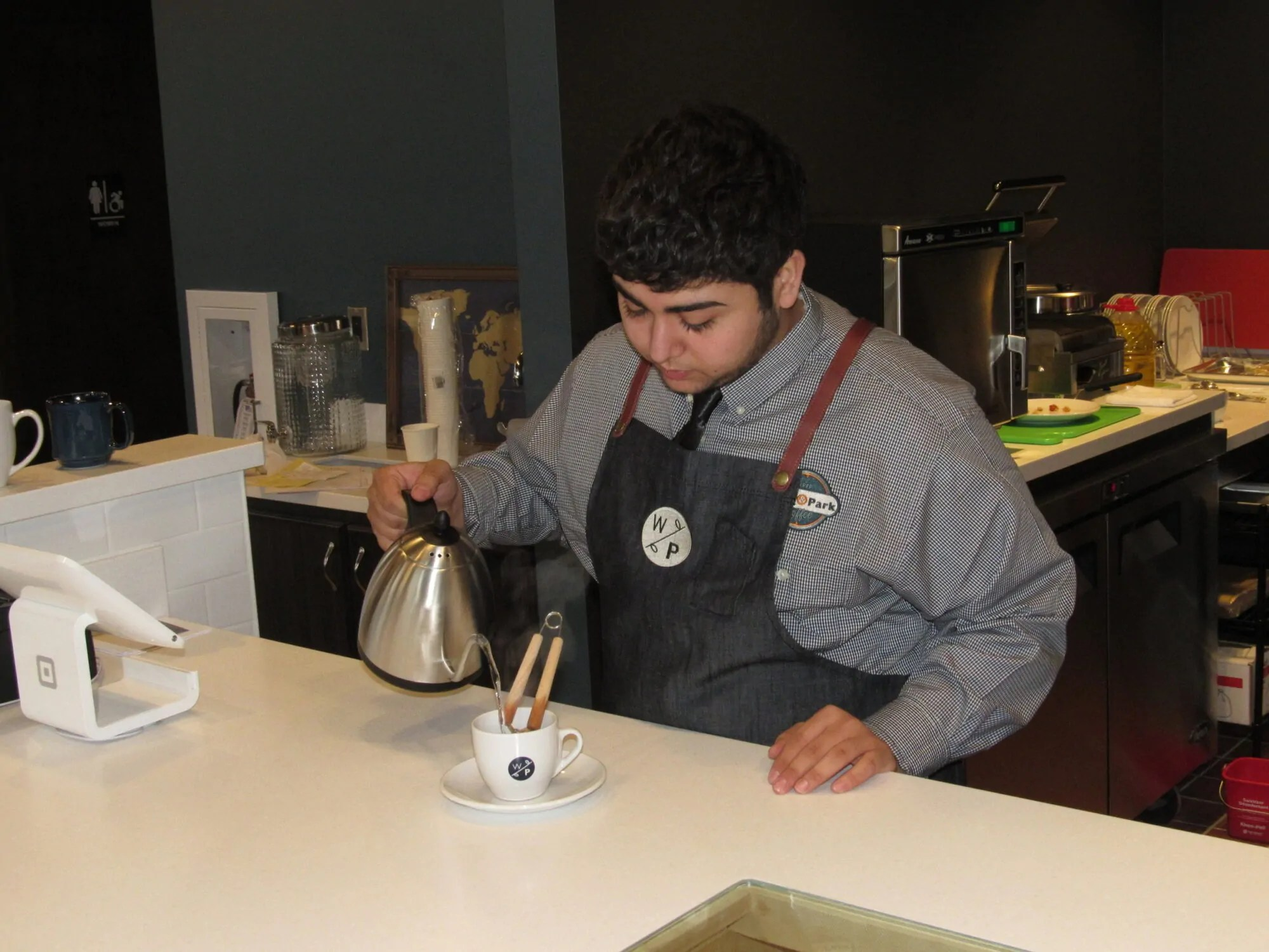 Kpep Walnut And Park Cafe Gaining Attention