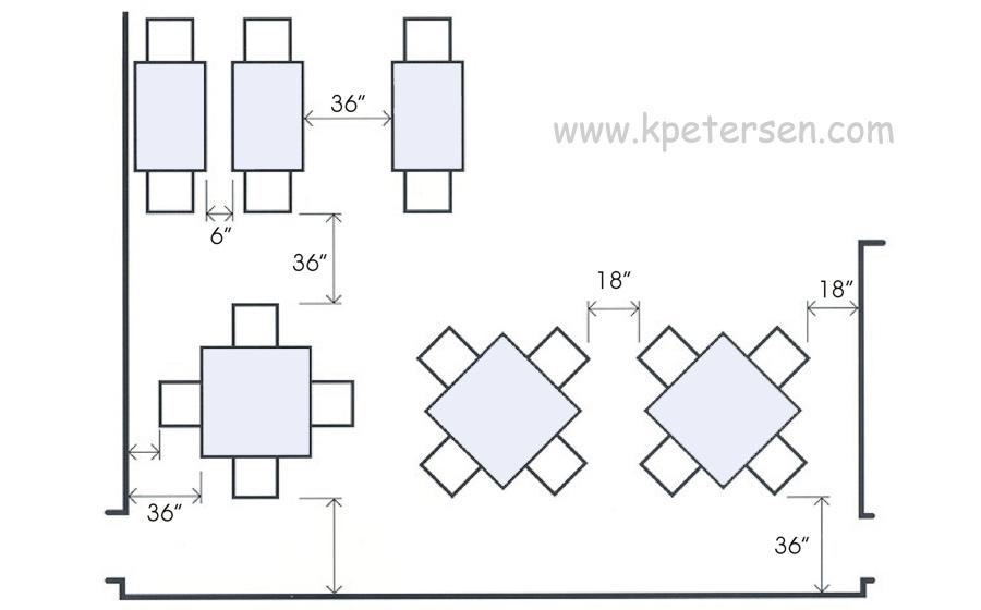 Coffee Table 54 X 54