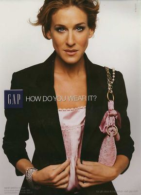 Video | Style Flashback: SJP x GAP: How Do You Wear It?