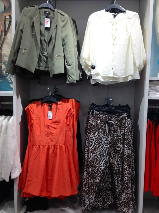 H&M at Opry Mills, KPFUSION