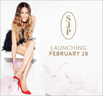 Shoes, Glorious Shoes | The SJP Collection