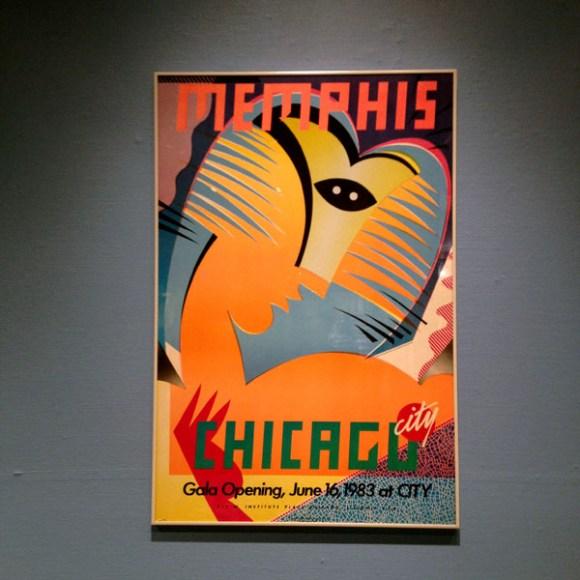 Memphis-Milano-Chicago-Poster