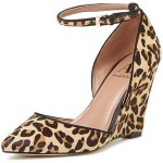 Ava + Aiden Ashley D'Orsay Wedge Pump $89
