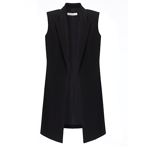 COLLECTION by John Lewis Sleeveless Longline Jacket $110