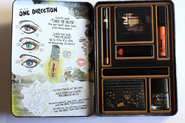 "Product Review | #makeby1D ""Take Me Home"" Collection"