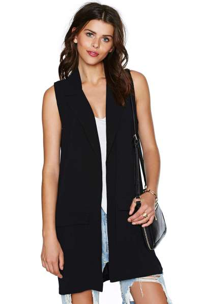 Nasty Gal Boys Only Vest-$34