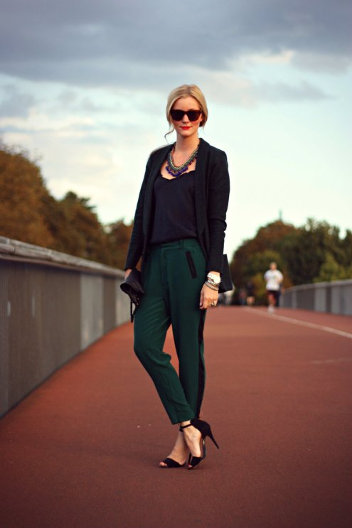 Silk-Pants-Fall-Layers