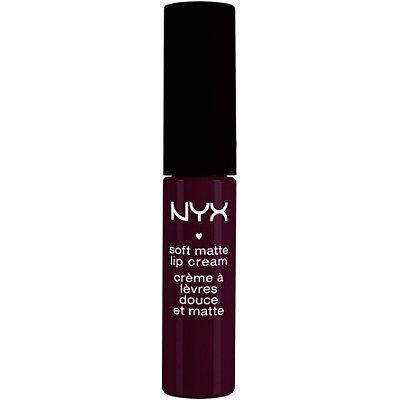 NYX Cosmetics Soft Matte Lip Cream Transylvania $5.99