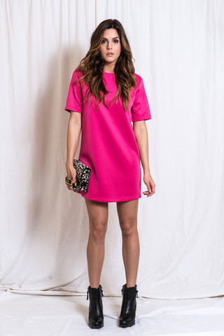 The BLQ Structure Dress $88