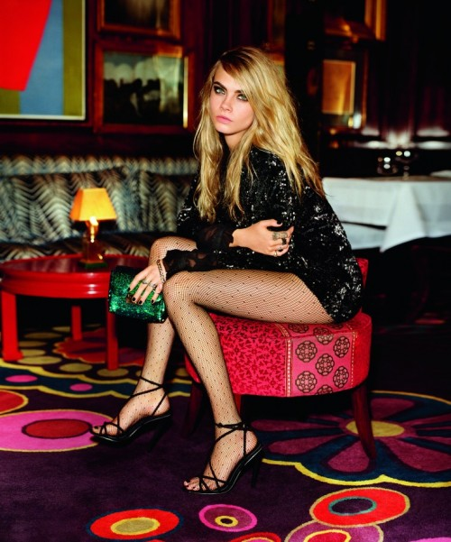 TopShop Holiday 2014 Campaign_11