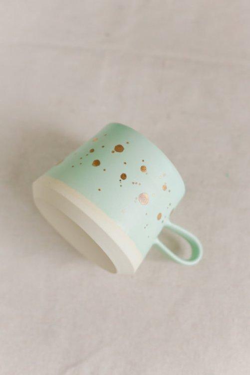 Paper-and-Clay Handmade Copenhagen Mug