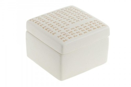 HUGO GUINNESS™ FOR J.CREW CERAMIC BOX