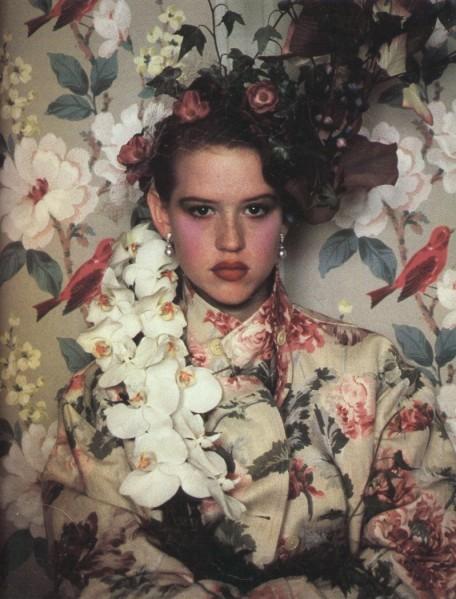 Molly Ringwald by Sheila Metzner