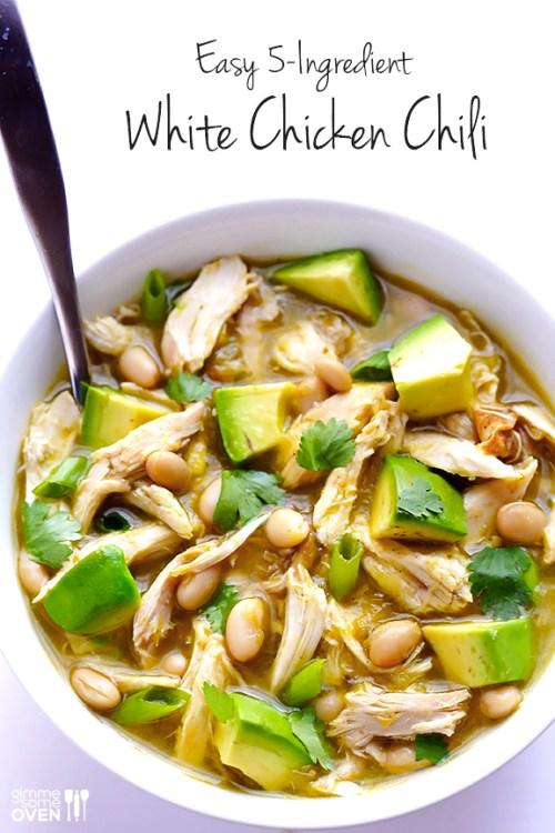 Easy-5-Ingredient-Green-Chicken-Chili
