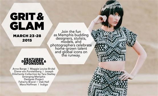 Memphis Fashion Week 2015 Flyer