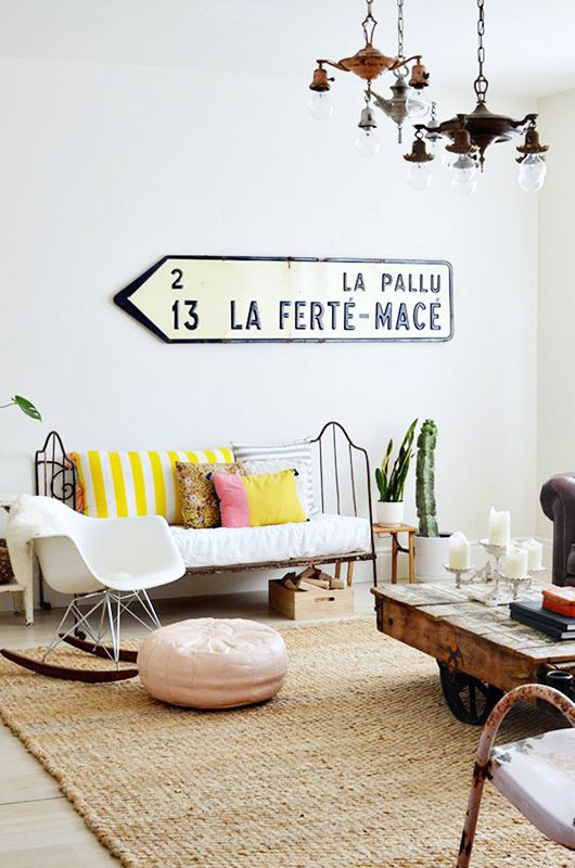 french-eclectic-space