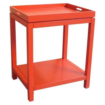 Target Threshold™ Tray Top Table