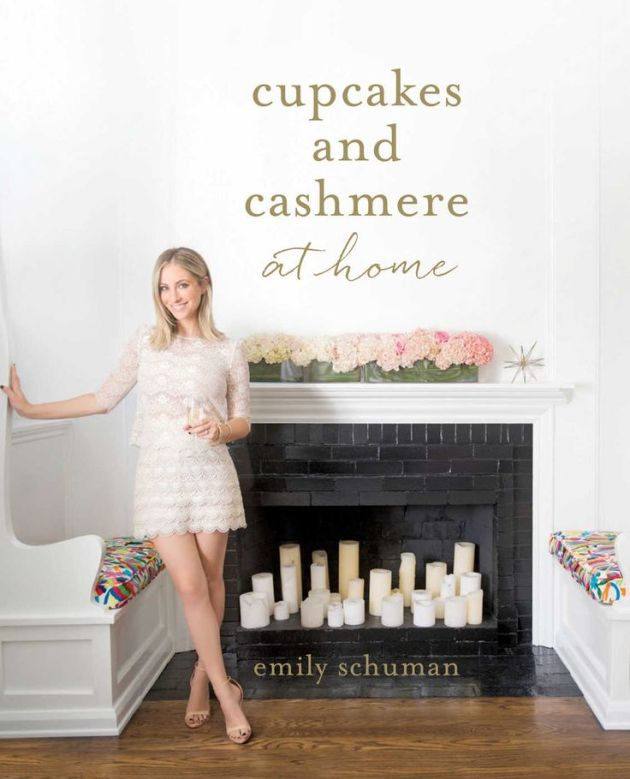 Cupcakes and Cashmere at Home- Emily Schuman