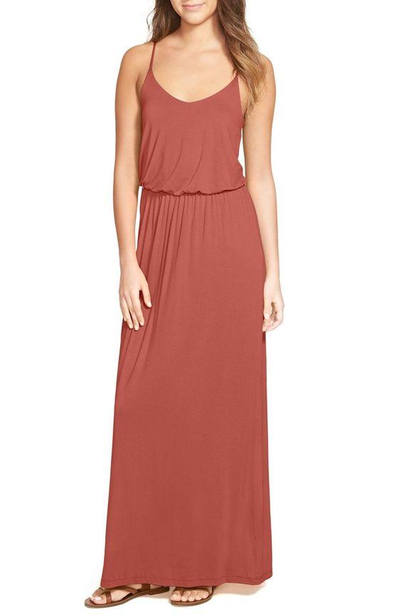 Lush-Knit Maxi Dress