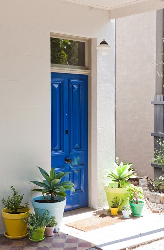 Colorful Front Door3