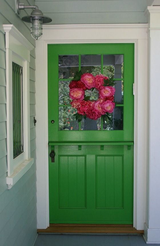 Colorful Front Door8