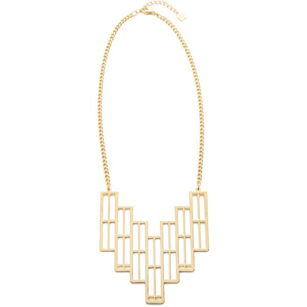 ADIA KIBUR-ISABELLA STATEMENT NECKLACE