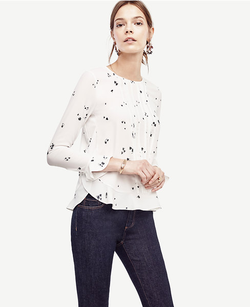 floral-bell-sleeve-blouse-ann-taylor