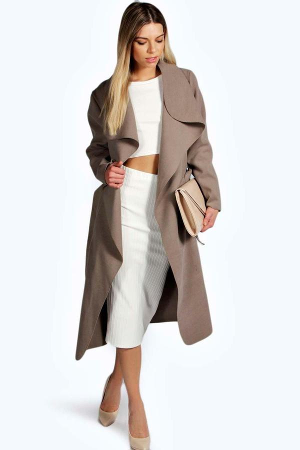 boohoo-kate-belted-shawl-collar-coat