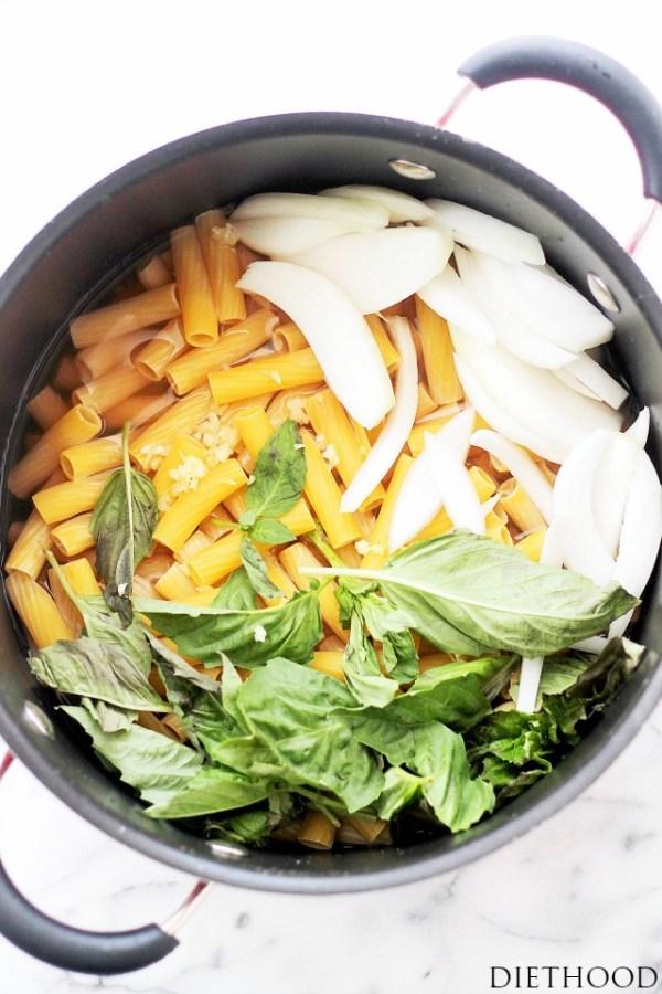 one-pot-creamy-lemon-pasta