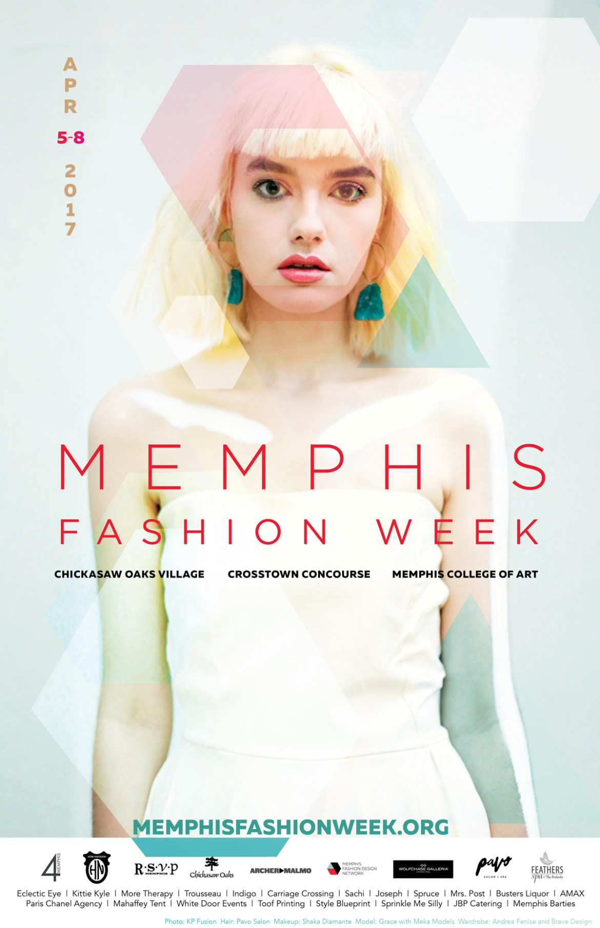 Showyourwork 2017 memphis fashion week campaign kp fusion ive been attending memphis fashion week since 2013 see the archives here so its one of the highlights of my year this year is a little different malvernweather Images